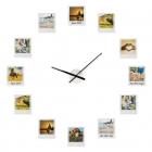 Impressions Clock - photo frame clock