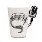 Microphone Mug