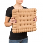 Giant Biscuit Pillow