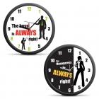 Zegar dla szefa/szefowej (EN)