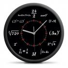 Matematické hodiny - tichý mechanismus