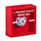 Baby Emergency Frame - Rozbij sklo (CZ)