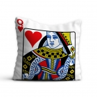 Card Pillowcase - Queen Classic