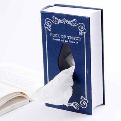 Book of tissues