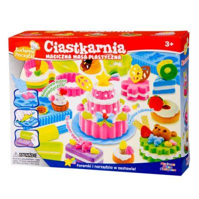 Masa plastyczna - Ciastkarnia