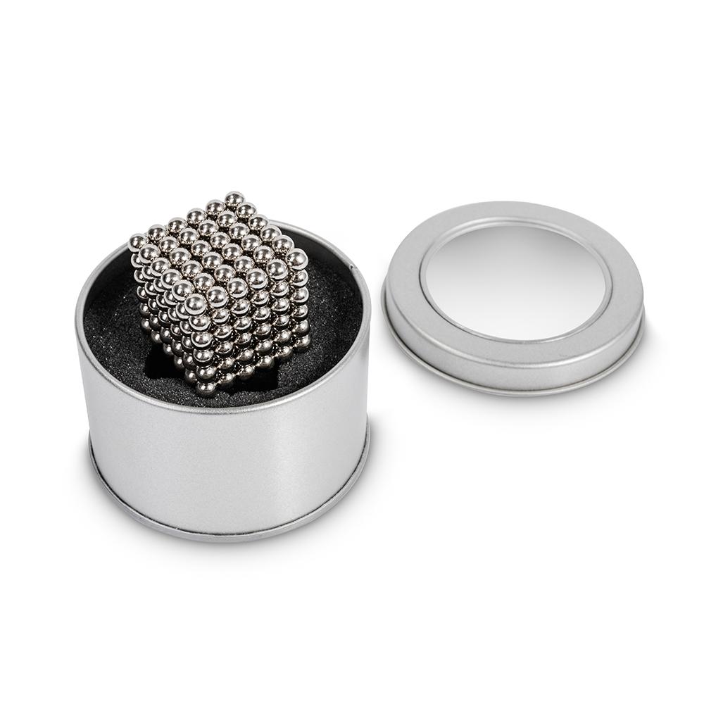 Magneto Cube - Srebrny