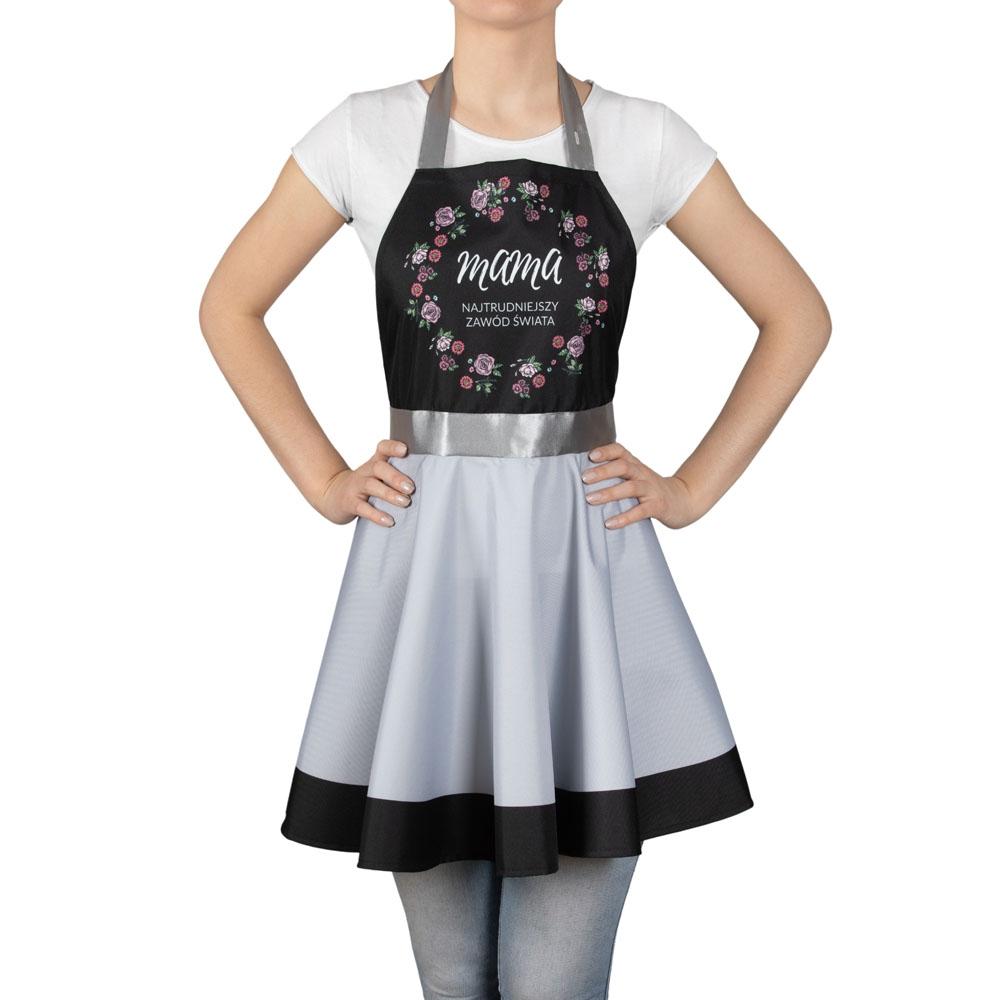 Nitly dla Mamy - Fartuszek Sukienka