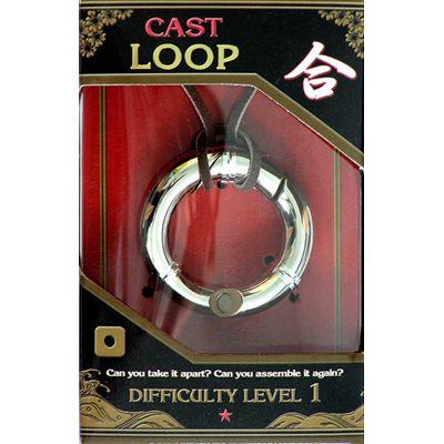 Łamigłówka Cast Loop - poziom 1/6
