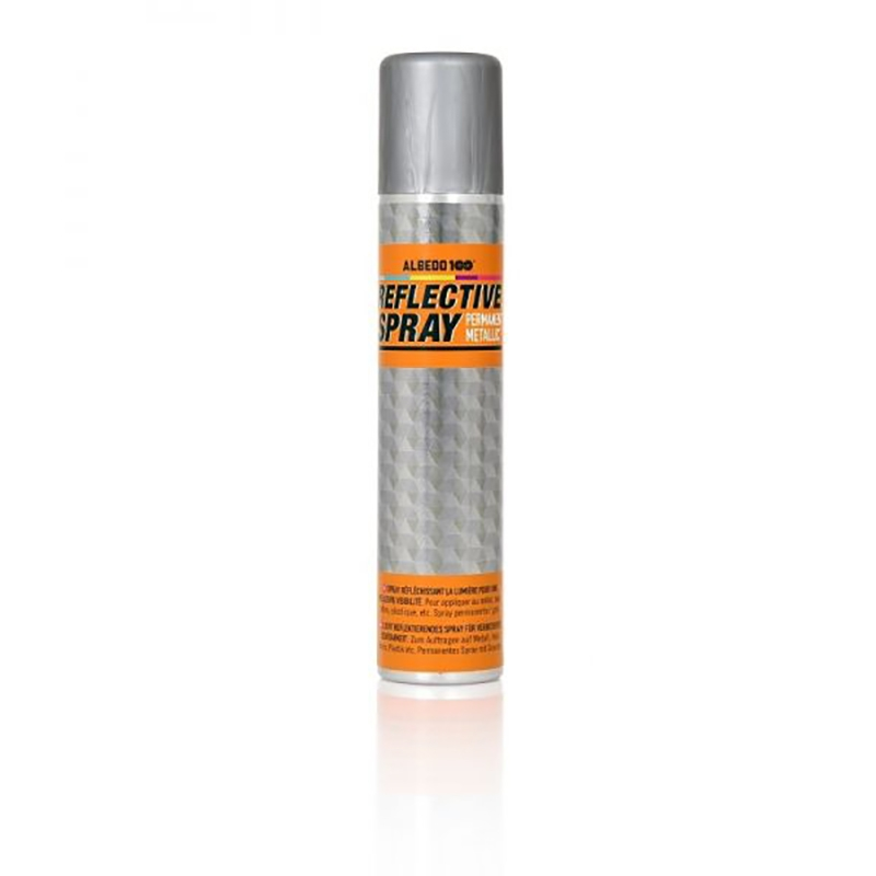 Spray odblaskowy Albedo100 - Permanent Metallic