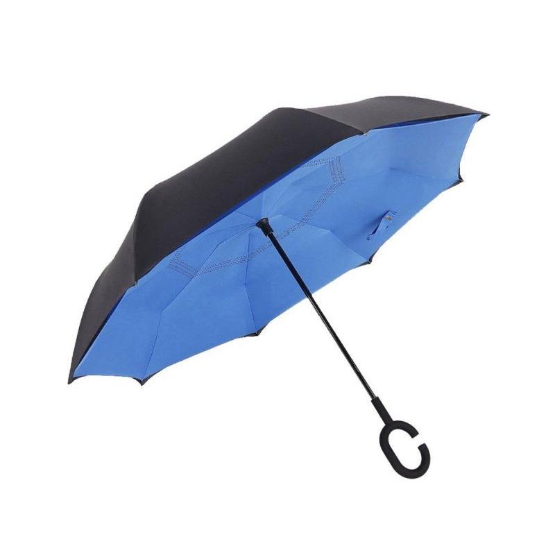 Parasolka Suprella Pro - Czarno - niebieski