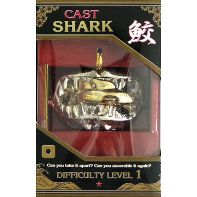 Łamigłówka Cast Shark - poziom 1/6