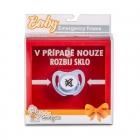 Baby Emergency Frame (CZ)