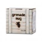 Kubek Granat 450 ml - Czarny