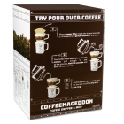 Coffeemageddon – Coffee Dripper and Mug