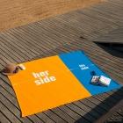 Ręcznik plażowy dla Młodej Pary prezent na ŚLUB