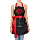 Woman cooking apron (EN)