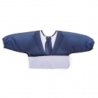 Baby Gentleman - Bib with sleeves