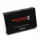 Metalowe Kostki do Drinków - Diamenty