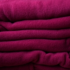 Blanket dressing gown - Fuchsia