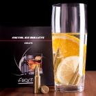 Metalowe Pociski do Drinków - Złote