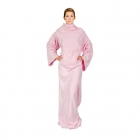 Blanket dressing gown - Light pink