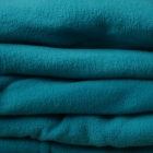 Blanket dressing gown - Blue