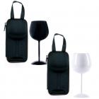 Love Wine Glasses Mr&Mrs diVinto