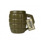 Giant Grenade Mug - Green