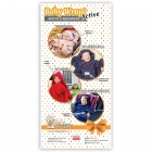 Baby Wrapi Active - Blanket with sleeves - Ginger