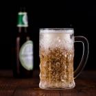 LODOWY KUFEL do piwa GADAJĄCY OTWIERACZ dla Taty