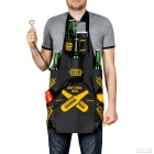 Man cooking apron (EN)