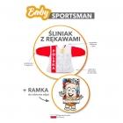 Baby Sportsman (PL) - Bib with sleeves