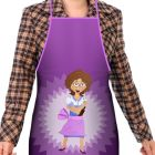 Apron - Grandma's the boss here (IT)