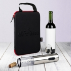 Silver Twister Deluxe electric wine opener
