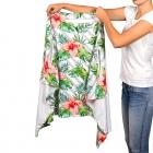 Ręczniko-Sukienka - Tropikalna Monstera