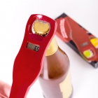 Talking and counting bottle opener