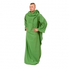 Blanket dressing gown - Peas