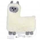 Hugpaca - heated alpaca