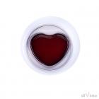 Love Wine Glass diVinto - White