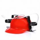 Beer helmet - Red