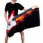 Guitar Towel