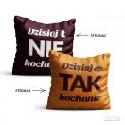 Pillowcase - YES/NO (PL)