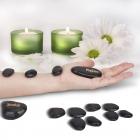 Gorące kamienie do masażu 12 szt (PL)