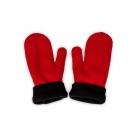 Zakochane rękawiczki - Czerwone serce