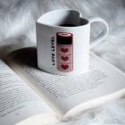 Zaskakujący Kubeczek - Bateria Miłości