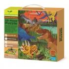 Puzzle 3D - Dinozaury