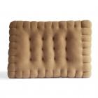 Giant Biscuit Pet Bed