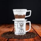 Coffeemageddon - Dripper i kubek