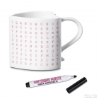 Magic Mug - Wordsearch (PL)