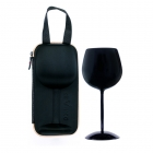Love Wine Glass diVinto - Black